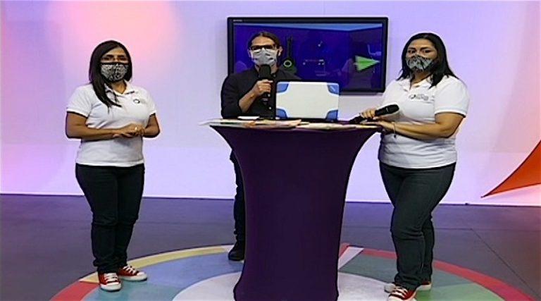 Presentan Aula Virtual desde VIVE TV como parte del Regreso a clases Año Escolar 2020-2021