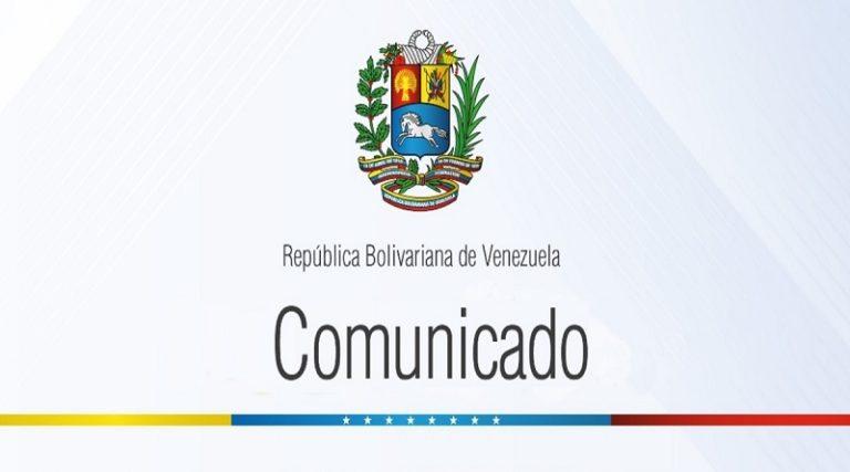 COMUNICADO: Venezuela condena informe politizado de EE.UU. sobre orígenes del SARS-CoV-2