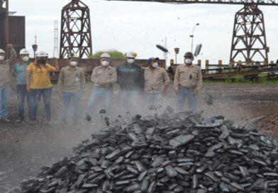 Briquetera del Caroní arrancó operaciones para la producción de alta calidad